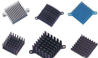 Manufacturers of Aluminum Die Cast Heat Sinks, Parts & Materials